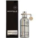 Montale Wood & Spices Eau de Parfum para homens 50 ml