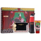 Moschino Cheap & Chic coffret VIII. Eau de Toilette 50 ml + leite corporal 50 ml + carteira