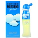 Moschino Light Clouds Eau de Toilette für Damen 30 ml