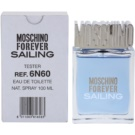 Moschino Forever Sailing woda toaletowa tester dla mężczyzn 100 ml