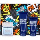 Moschino Forever Sailing Gift Set II. Eau De Toilette 50 ml + Shower Gel 100 ml + Aftershave Balm 50 ml