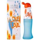 Moschino I Love Love Eau de Toilette for Women 50 ml