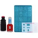 Moyra Nail Art Nail Stamping zestaw kosmetyków II.
