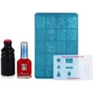 Moyra Nail Art Nail Stamping kosmetická sada II.