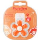 Mr & Mrs Fragrance Fiorellino Orange aроматизатор за автомобил 1 бр.