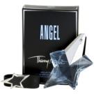 Mugler Angel Collection Cuir подаръчен комплект XXIV. парфюмна вода 25 ml + гривна