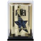 Mugler A*Men Gold Edition Eau de Toilette para homens 100 ml recarregável Metal Flask