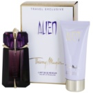Mugler Alien Gift Set VIII. Eau De Parfum 60 ml + Body Milk 100 ml