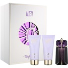 Mugler Alien Gift Set XIV. Eau De Parfum 60 ml + Body Lotion 100 ml + Shower Gel 100 ml