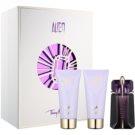 Mugler Alien подаръчен комплект XIV.  парфюмна вода 60 ml + лосион за тяло 100 ml + душ гел 100 ml