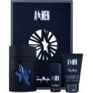 Mugler A*Men set cadou III. Apa de Toaleta 100 ml + Gel de dus 50 ml + Deostick 20 ml