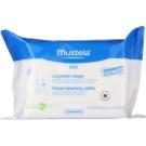 Mustela Bébé Toillete Facial Cleansing Cloths For Face 25 pc