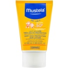 Mustela Solaires napozótej SPF 50+  100 ml