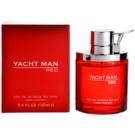 Myrurgia Yacht Man Red eau de toilette férfiaknak 100 ml