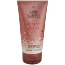 Naomi Campbell Winter Kiss tusfürdő nőknek 150 ml