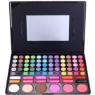 Naras Palette dekoratív kozmetikumok választéka nagy 78 color
