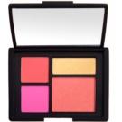Nars Cheek Palette többszínű arcpír árnyalat Foreplay 10 g