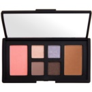 Nars Eye & Cheek Palette paleta očních stínů a tvářenek odstín At First Sight 4,3 g