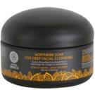 Natura Siberica Wild Herbs and Flowers детоксикуюче мило для шкіри обличчя для глибокого очищення шкіри  120 мл