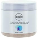 Naturativ Body Care Hypoallergenic Zucker-Peeling für den Körper  500 ml