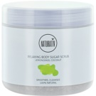 Naturativ Body Care Relaxing cukrový peeling na telo Lemongrass, Coconut (Natural Cosmetic) 500 ml