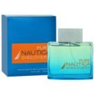 Nautica Pure Discovery eau de toilette férfiaknak 100 ml