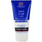 Neutrogena Hand Care crema para manos y uñas (Hand & Nail Cream) 75 ml