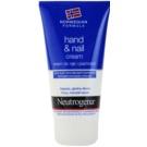 Neutrogena Hand Care eine Crem zum Schutz von Händen und Nägeln (Hand & Nail Cream) 75 ml
