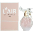 Nina Ricci L'Air Eau de Parfum para mulheres 50 ml