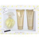 Nina Ricci L'Air du Temps ajándékszett I. Eau de Toilette 100 ml + testápoló tej 100 ml + tusfürdő gél 100 ml