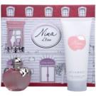 Nina Ricci L´Eau Geschenkset I.  eau fraiche 80 ml + Körperlotion 200 ml