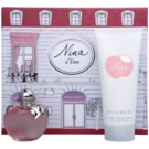 Nina Ricci L´Eau подаръчен комплект I.  eau fraiche 80 ml + мляко за тяло 200 ml