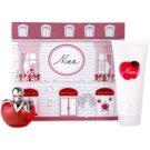 Nina Ricci Nina Gift Set IV.  Eau De Toilette 80 ml + Body Milk 200 ml