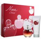 Nina Ricci Nina L´Elixir dárková sada I. parfemovaná voda 50 ml + tělový krém 100 ml