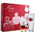 Nina Ricci Nina L´Elixir подарунковий набір І  Парфумована вода 50 ml + Крем для тіла 100 ml