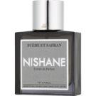 Nishane Suede et Safran Parfüm Extrakt unisex 50 ml