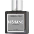 Nishane Suede et Safran parfüm kivonat unisex 50 ml