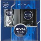 Nivea Men Active Clean lote cosmético II.