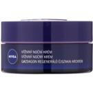 Nivea Aqua Effect Nourishing And Moisturizing Night Cream For Dry Skin  50 ml