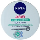 Nivea Baby Pure & Sensitive crema SOS  150 ml