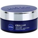 Nivea Cellular Anti-Age creme de noite rejuvenescedor 40+  50 ml
