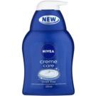 Nivea Creme Care krémes folyékony szappan kézre  250 ml