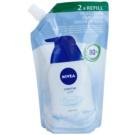Nivea Creme Soft tekuté mydlo náhradná náplň (Refill) 500 ml
