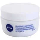 Nivea Face crema de día calmante  para pieles sensibles (Soothing Day Cream) 50 ml