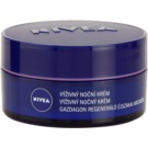 Nivea Face Nourishing Night Cream For Dry To Sensitive Skin (With Almond Oil and Hydra IQ) 50 ml