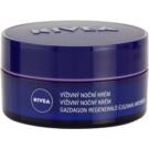 Nivea Face подхранващ нощен крем за суха до чувствителна кожа  50 мл.