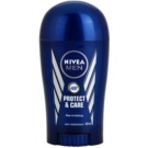 Nivea Men Protect & Care Antiperspirant für Herren (48h Non-Irritating) 40 ml