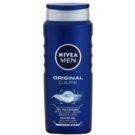 Nivea Men Original Care żel pod prysznic do twarzy, ciała i włosów  500 ml