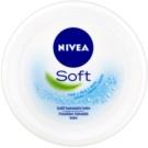 Nivea Soft svěží hydratační krém (Fresh Hydrating Cream) 100 ml
