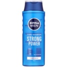 Nivea Men Strong Power champú para cabello normal  400 ml